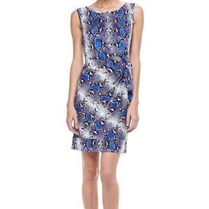 Diane von Furstenberg Della silk dress
